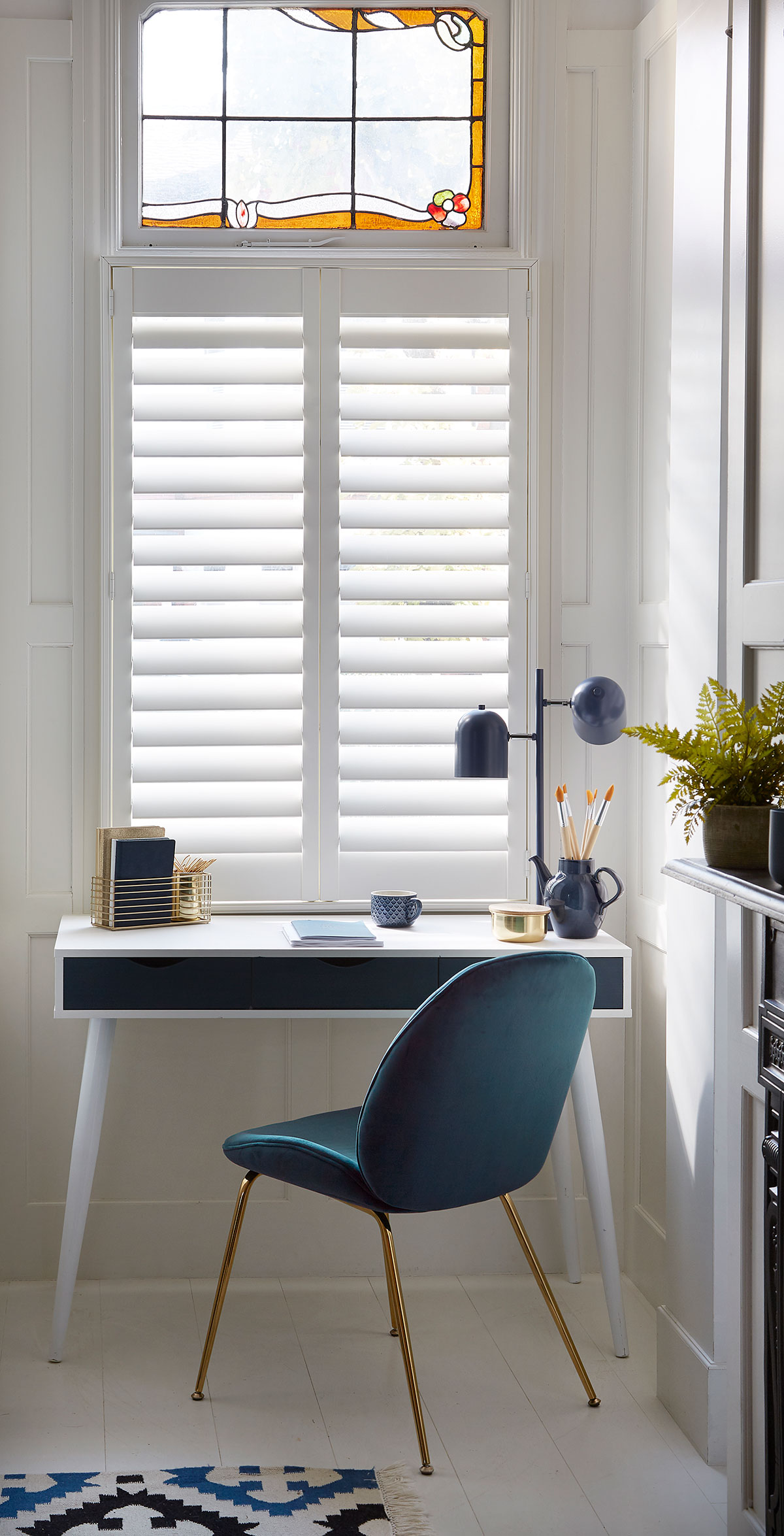 cafe style shutters 4