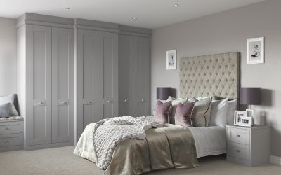 8 ways to maximise space in your bedroom