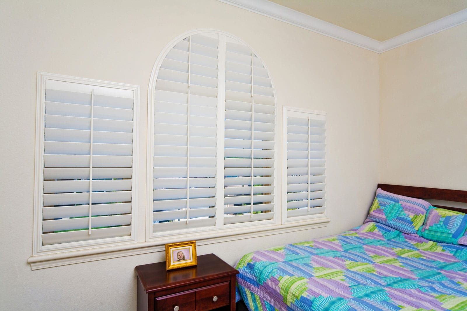 shaped shutters 5