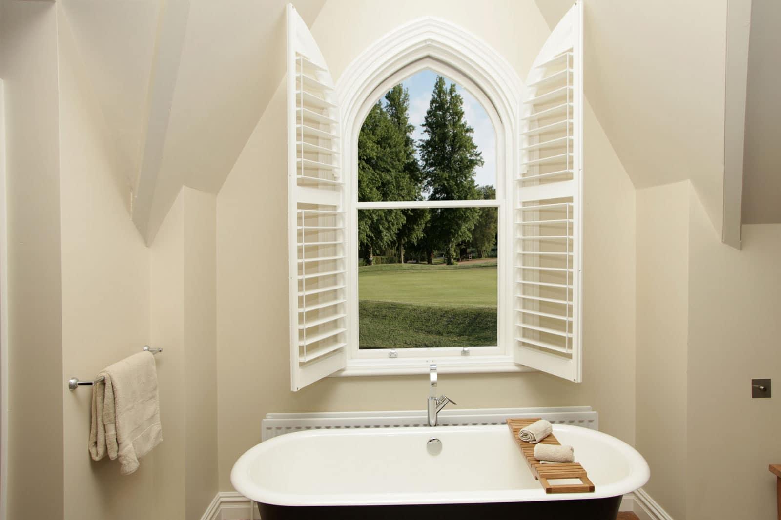 shaped shutters 6